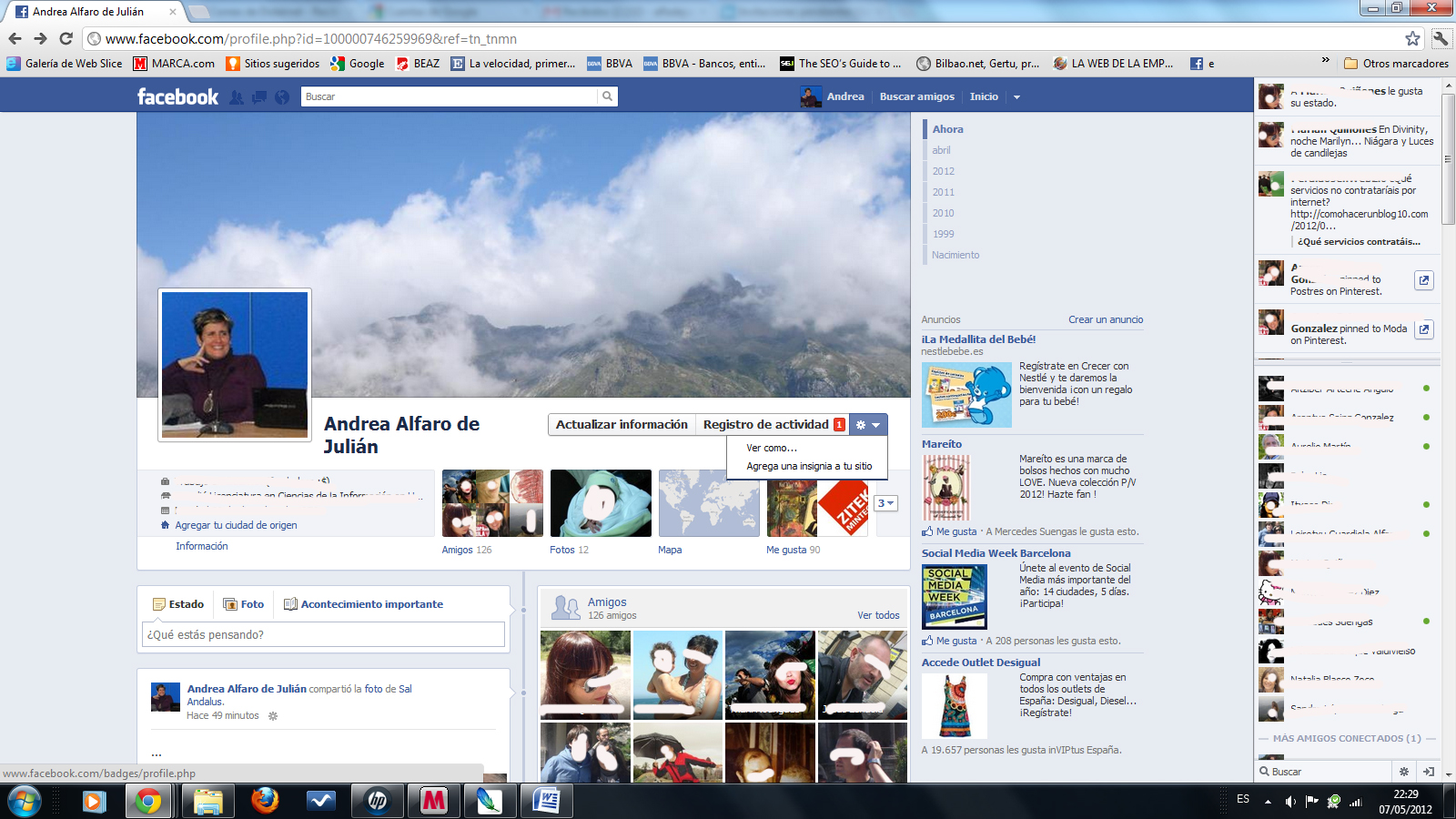 fasbook de
